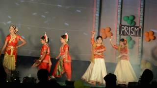 TECHNO PRISM 2017...FUSION DANCE