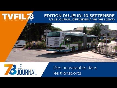 7/8 Le journal – Edition du jeudi 10 septembre 2015