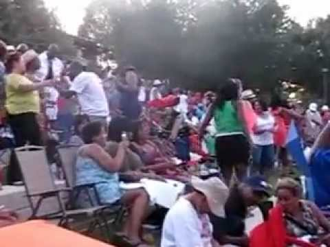 Soulfood Festival in Columbus, Ohio on 6-9-12
