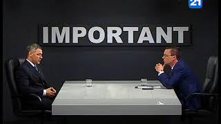 Octavian Ţîcu la emisiunea «IMPORTANT»  29.05.2018