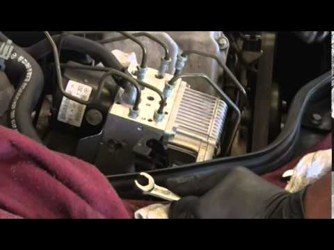 Mercedes Benz Sbc 211 070 Session1 Youtube