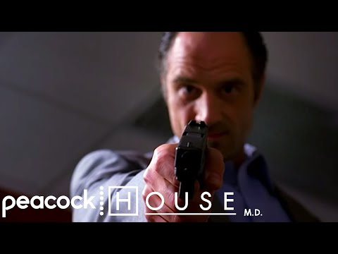 House Gets Shot | House M.D.