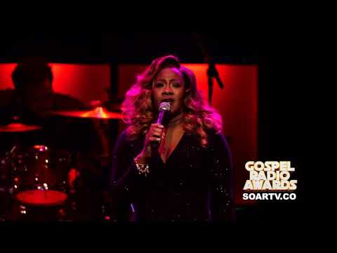 """2018 Gospel Radio Awards Le'Andria Johnson& Beverly Crawford """"He's Done Enough"""""""