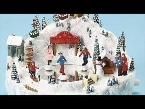 Animated and Musical Christmas Figures