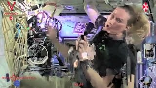 ASTRONOT SHAPESHIFTING IN FAKE ISS!