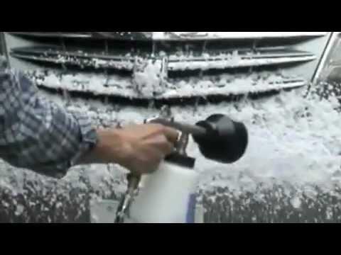 how to make a foam gun
