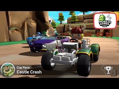 Rev Heads Rally Android iOS Gameplay 1080p 60fps