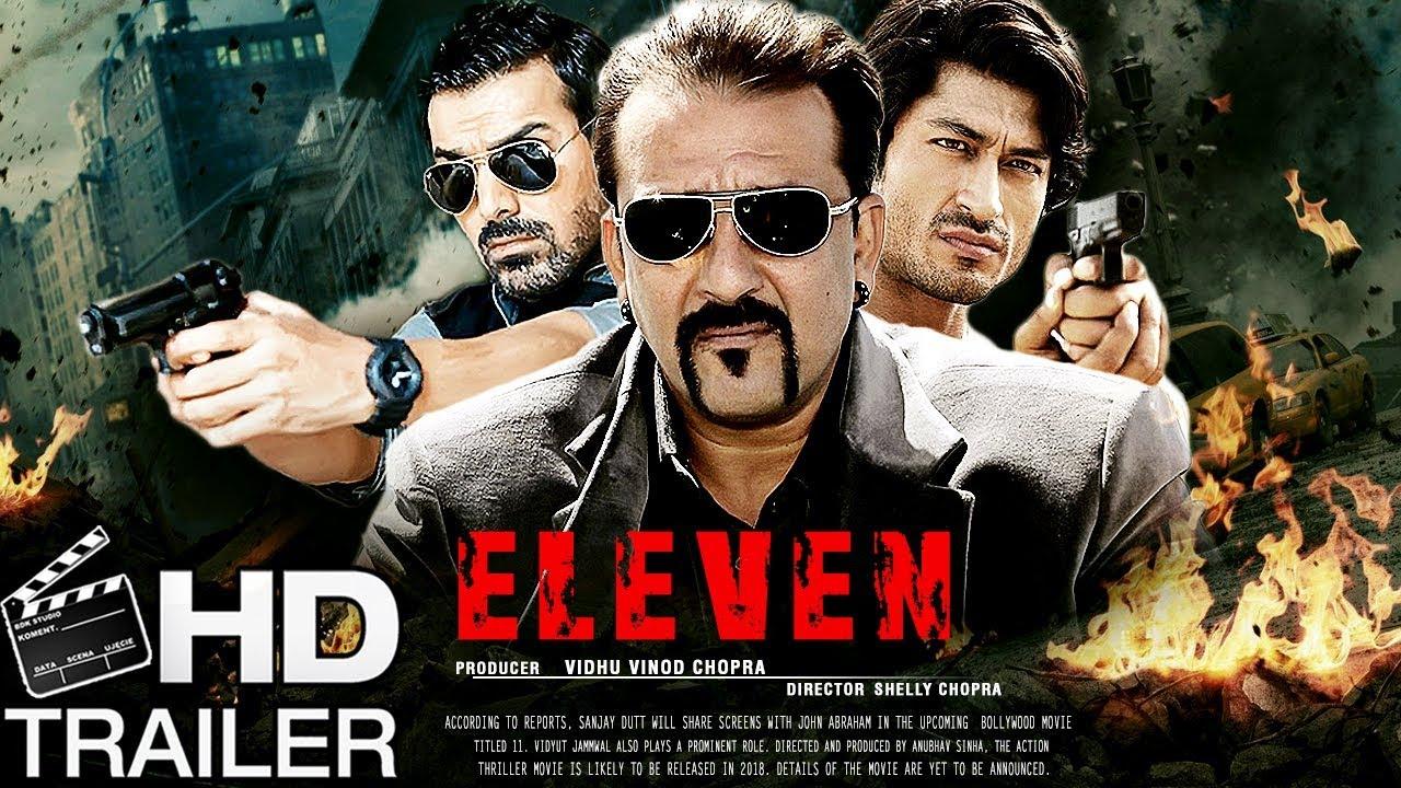 Eleven Trailer - Fan made   Sanjay Dutt   John Abraham ...