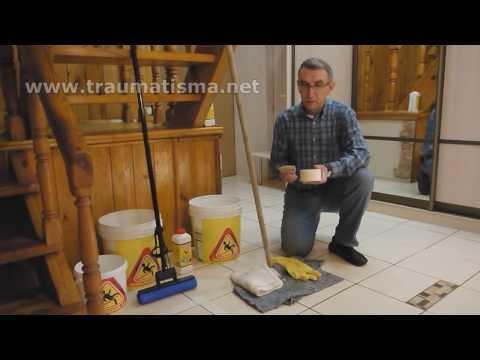 Как сделать плитку нескользкой