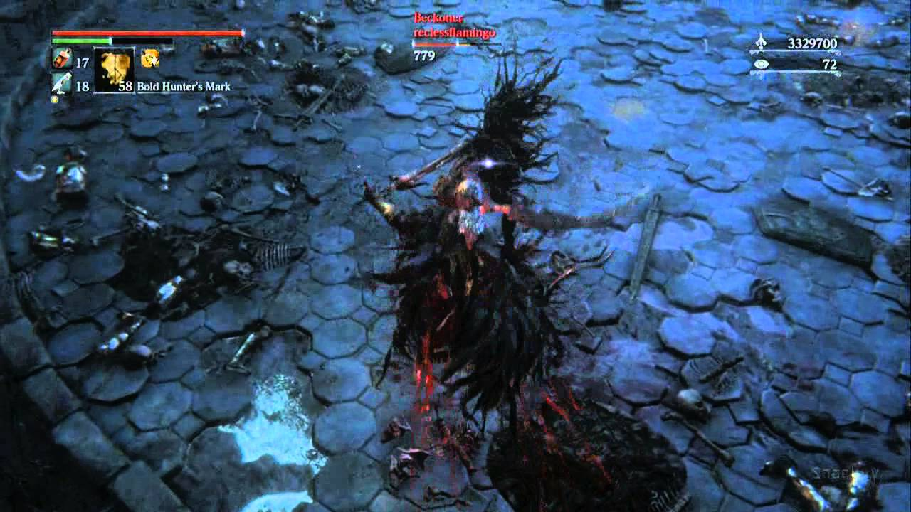 Chikage Weapon Review : bloodborne - reddit.com