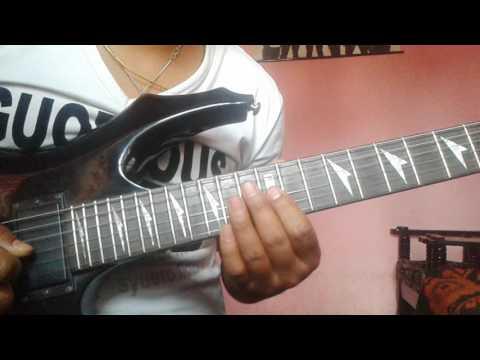 Guitar lesson of sukha ra dukha (anuprastha)