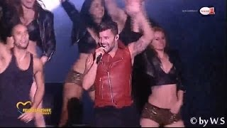 Ricky Martin - Go Go Go Ale Ale Ale |  LIVE in Mawazine 2014
