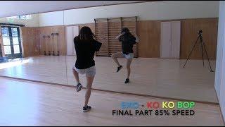 Video [Eclipse] EXO - Ko Ko Bop Full Dance Tutorial download MP3, 3GP, MP4, WEBM, AVI, FLV Oktober 2017