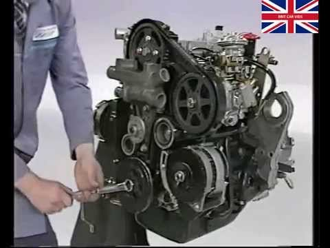 Rover - Service Insight - MDi Diesel Engine (1989)
