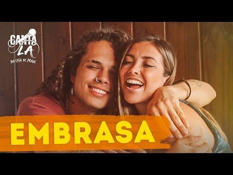 Embrasa  Canta Lá Na Casa De Praia  Thalita Meneghim + Vitão  Música Multishow