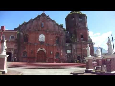 VIDEO: (Laguna) Church of Liliw & Nagcarlan Underground Cemetery by Ver Villanueva