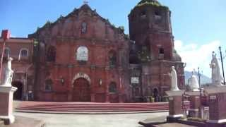 VIDEO: (Laguna) Church of Liliw & Nagcarlan Underground Cemetery by Ver Villanueva