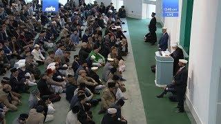 Проповедь Хазрата Мирзы Масрура Ахмада (27-04-2018)