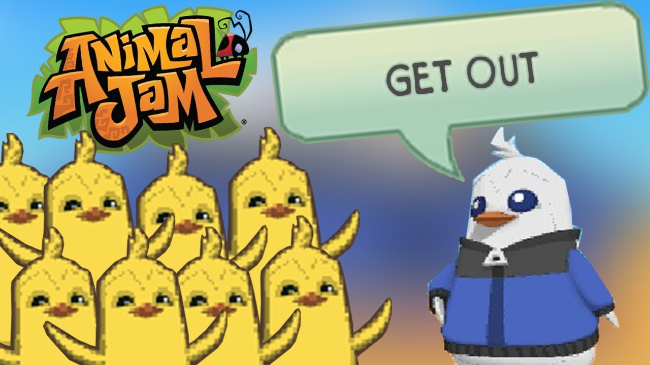 Image of: Game The Biggest Animal Jam Raid Ever Comixology The Biggest Animal Jam Raid Ever Youtube