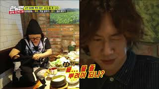 [RunningMan] Ep365_0827_JaeSeok and KwangSoo betraying each other