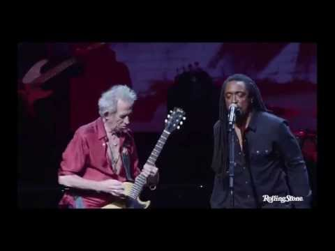 Keith Richards - Gimme Shelter - Apollo Theater 2015
