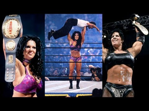 Top 10 WWE Matches of Chyna