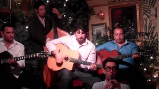 "Mozes Rosenberg & Giacomo Smith, ""Duke and Dukie"" {Live at Le Quecumbar}"