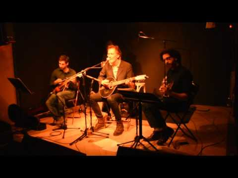 "Upper York Mandolin Trio""Up From the Flood"" @ the Burdock-video Richard Sugarman"