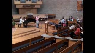 Daily Chapel, September 19th, 2016