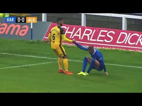 Hartlepool Aldershot Goals And Highlights