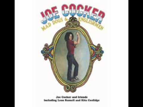 Joe Cocker - Feelin' Alright - Mad Dogs & Englishmen (April 1970 - Fillmore East, NYC)