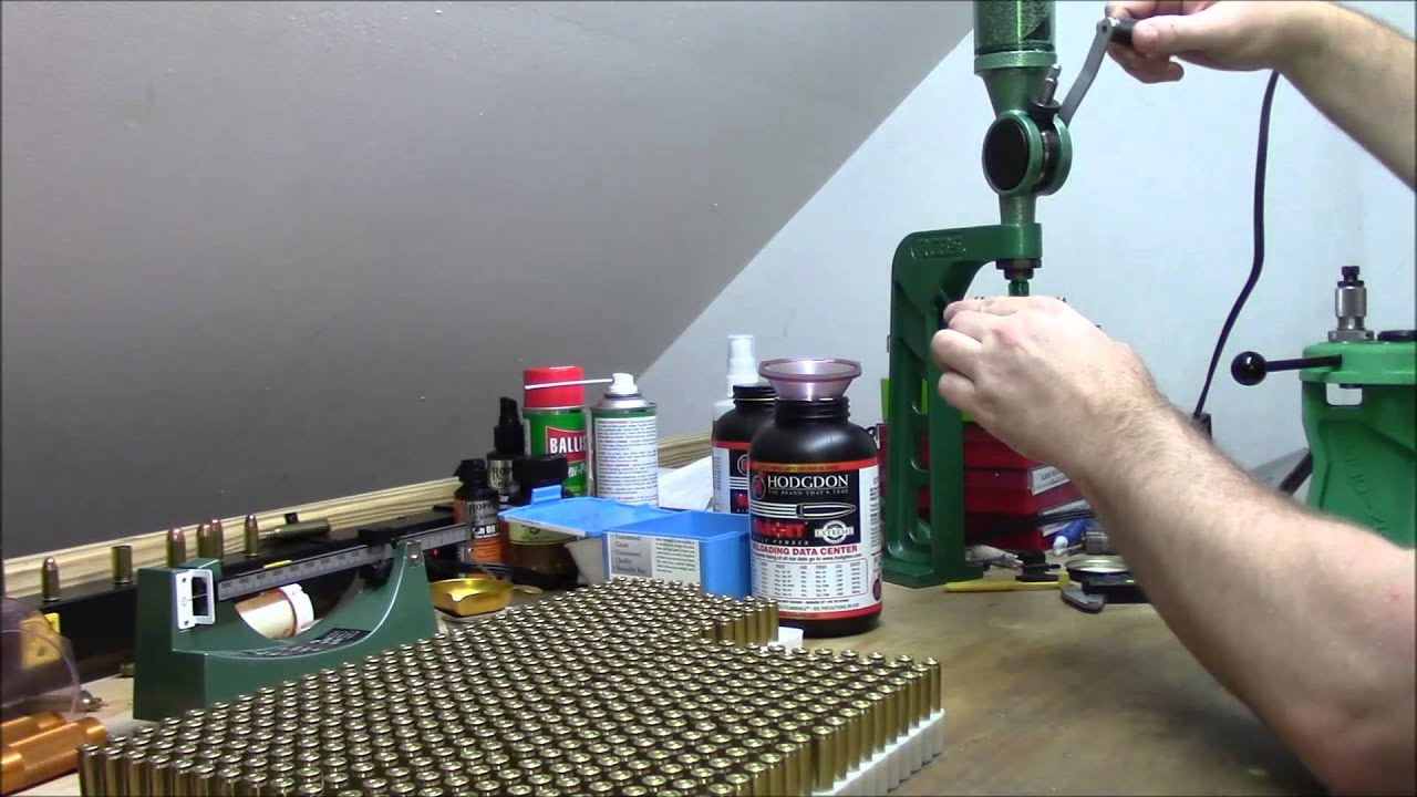 Powder coated bullets