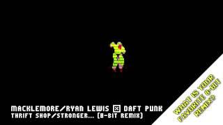 Repeat youtube video Thrift Shop/Stronger (8-Bit NES Remix)