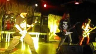 Acid Drinkers - I Am The Mystic (Live 28.03.2010 r. @ Słowianin, Szczecin)