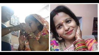 करवा चौथ special vlog 2017... RobiNeetu vlog... Daily Hindi vlog