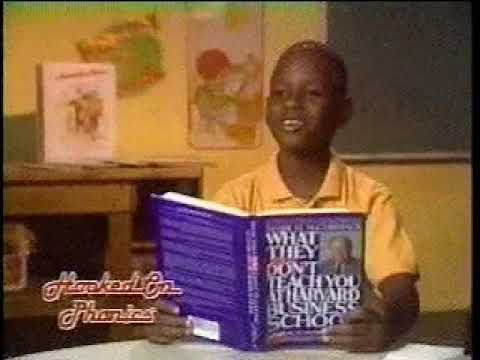 1994 Hooked On Phonics Commercial