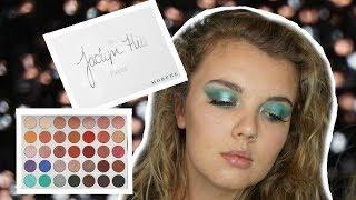JACLYN HILL X MORPHE PALETTE || 3 Different Eye Looks
