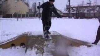 Hülye gyerekek télen