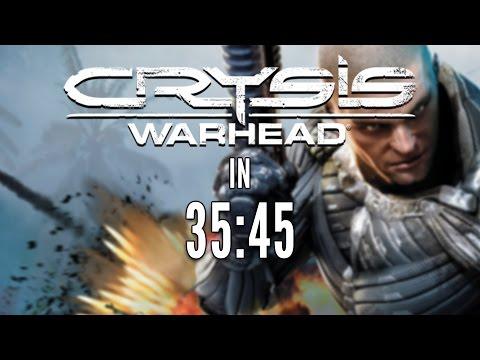 Crysis Warhead Speedrun in 35:45 [Personal Best]