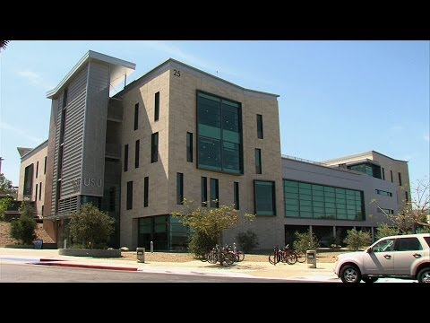 New Student Union Opens at Cal State San Marcos