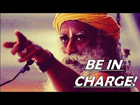 Sadhguru - Well being will never come from outside !