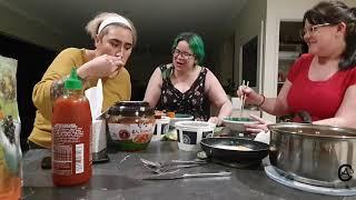 Korean 3x Spicy Ramen Challenge