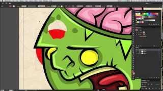 "Adobe Illustrator's ""Cookie Cutter"" Divide objects below"