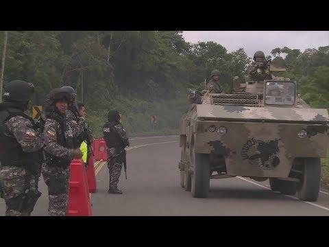 Conflict And Crime In Colombia Spread Into Ecuador