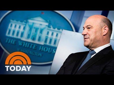 Gary Cohn, President Donald Trump's Chief Economic Advisor, Resigns | TODAY