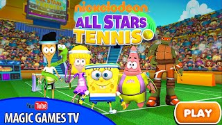 Nickelodeon All Star Tennis (iPad Gameplay Video)