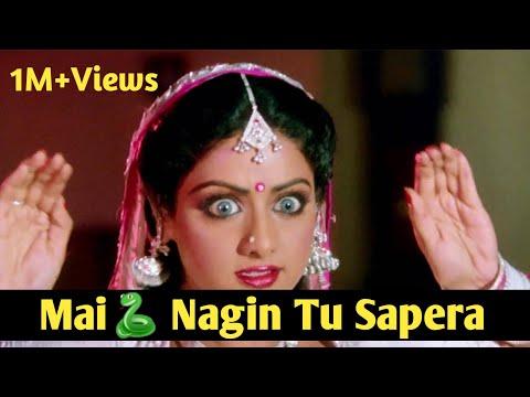 Mai nagin tu sapera hindi old song remix by dj manish