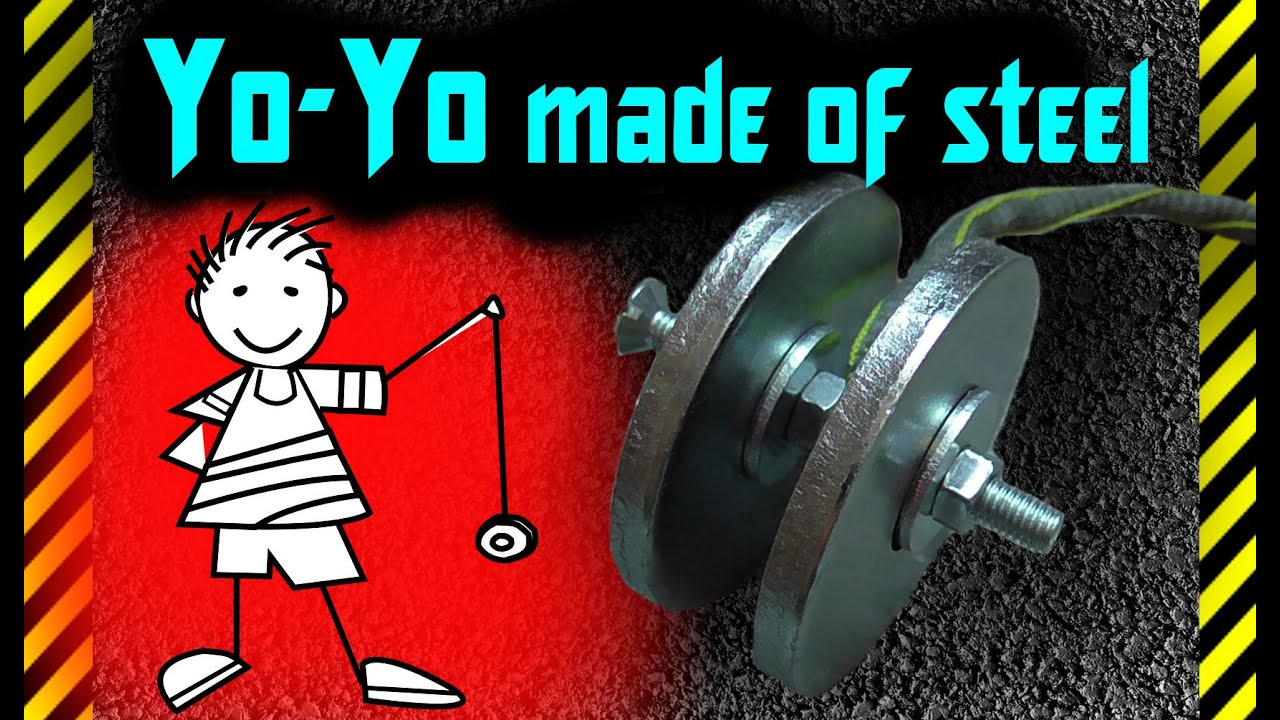 how to make a yoyo toy