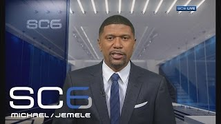 Jalen rose applauds javale mcgee for defending himself in response to shaq | sc6 | february 24, 2017