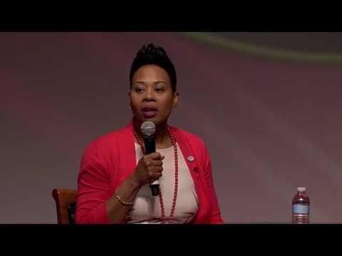 Rashida Jourdain 2017 John Maxwell Culture Award- Leading & Lifting Others